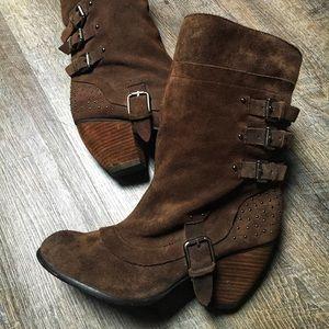 Naughty Monkey boots size 10
